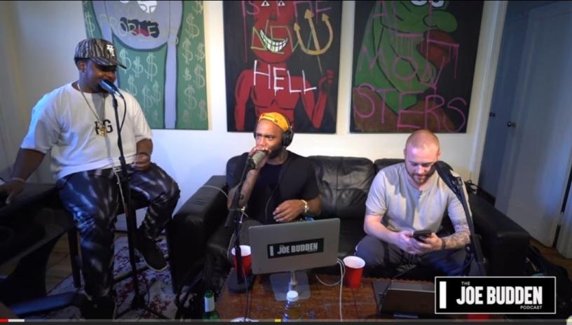 "Watch ""Tyler, The Creator's Freestyle on Funk Flex | The Joe"